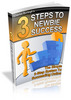 Thumbnail 3 Steps To newbies Success-Discover A Simple Success System